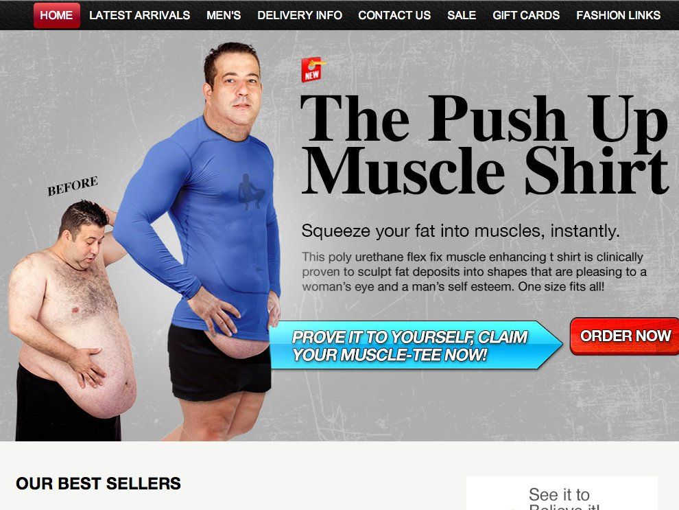 muscle old spice