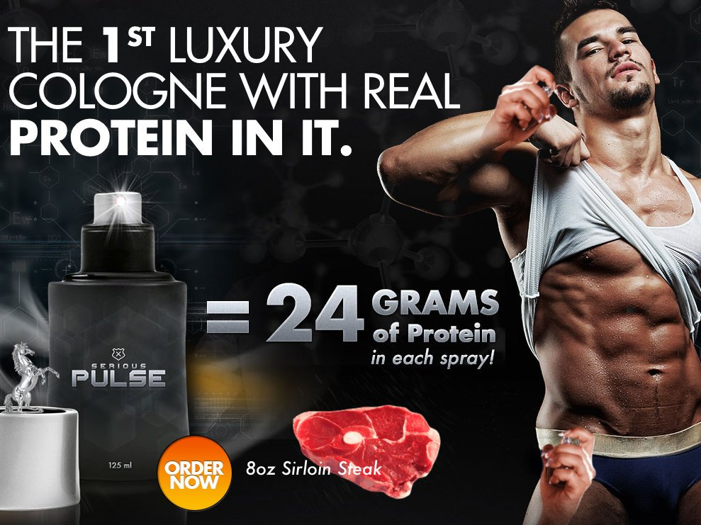 protein old spice